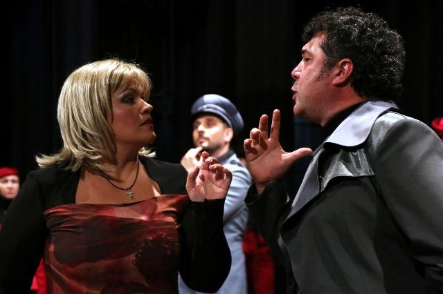 andrea chenier_ Kristina Kolar, Luis Chapa