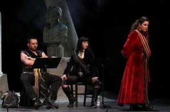 Julije Cezar: Dario Bercich, Sonja Runje, Diana Haller