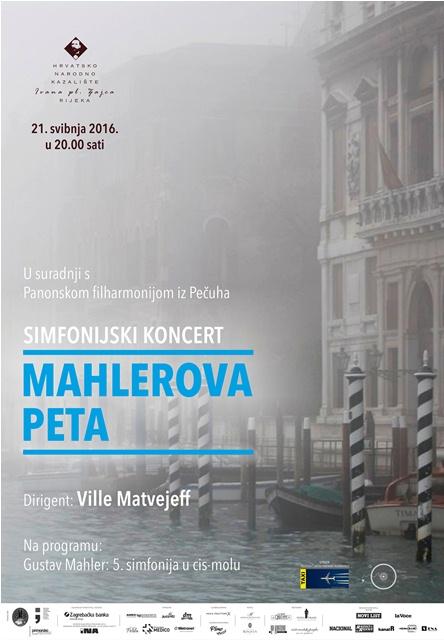 MAHLER koncert-MALI