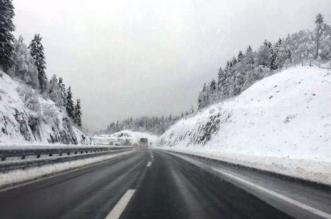 A6 danas kod Lokava (Foto: Facebook T. Šoić)