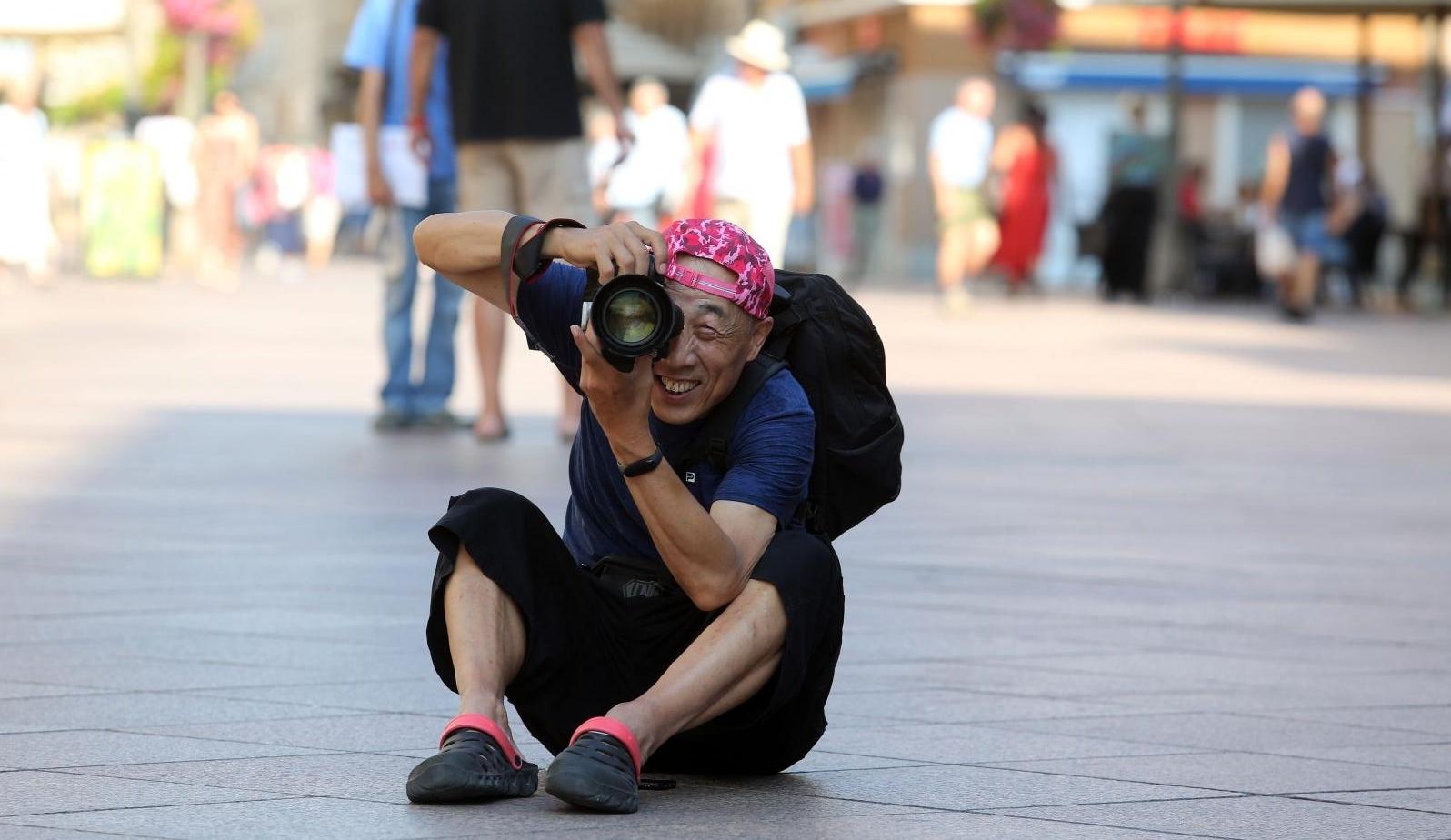Foto Rijecane Na Korzu Iznenadio Fotograf Iz Kine Koji Snima Iz